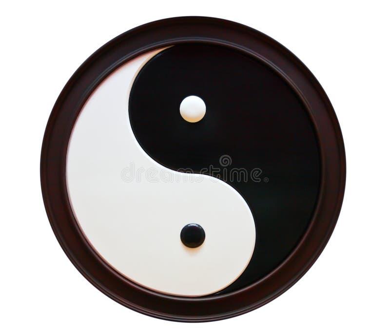 Yin Yang Imagen de archivo