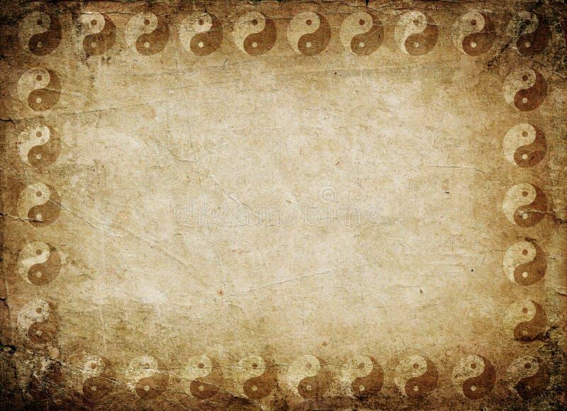 Yin Yang ελεύθερη απεικόνιση δικαιώματος
