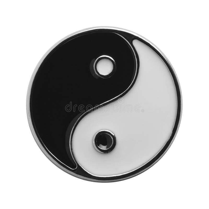 Yin Yang fotos de archivo libres de regalías