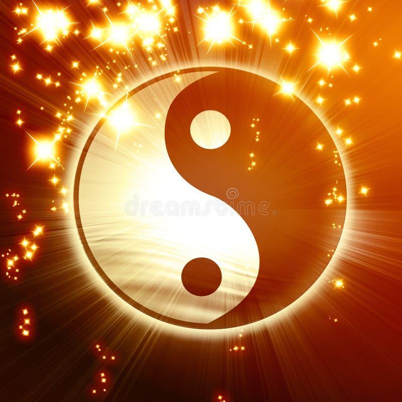 Yin yang libre illustration