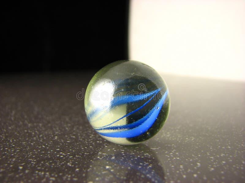 Yin and Yang Marble