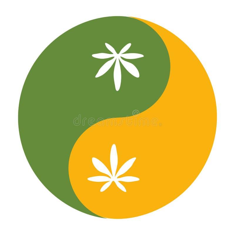 yin and yang symbol also known as taijitu as a symbol of harmony rh dreamstime com Colorful Yin Yang Yin Yang Border