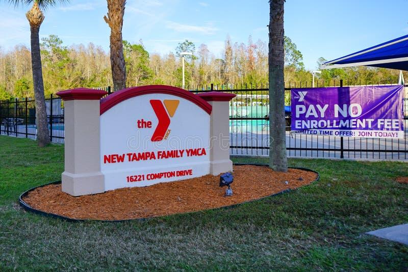 YMCA στοκ εικόνα