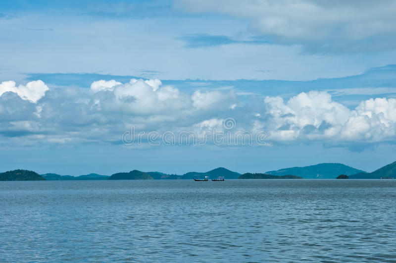 Yoa-noy Island trip. Yoa-noy Island it locate is noth of phang-nga provice of Thailand, Most popular is mussalim royalty free stock photos