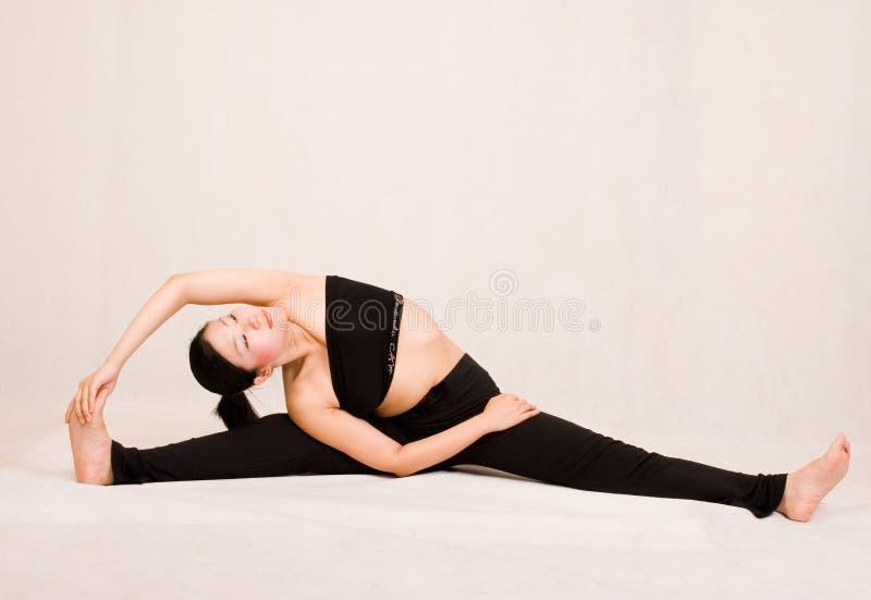 Download Yoga stock image. Image of isolate, beautiful, china - 10213209