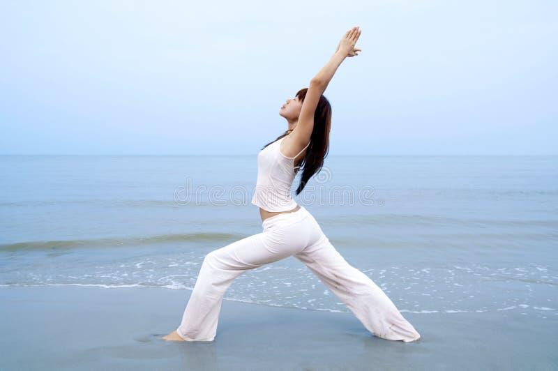 Yoga imágenes de archivo libres de regalías