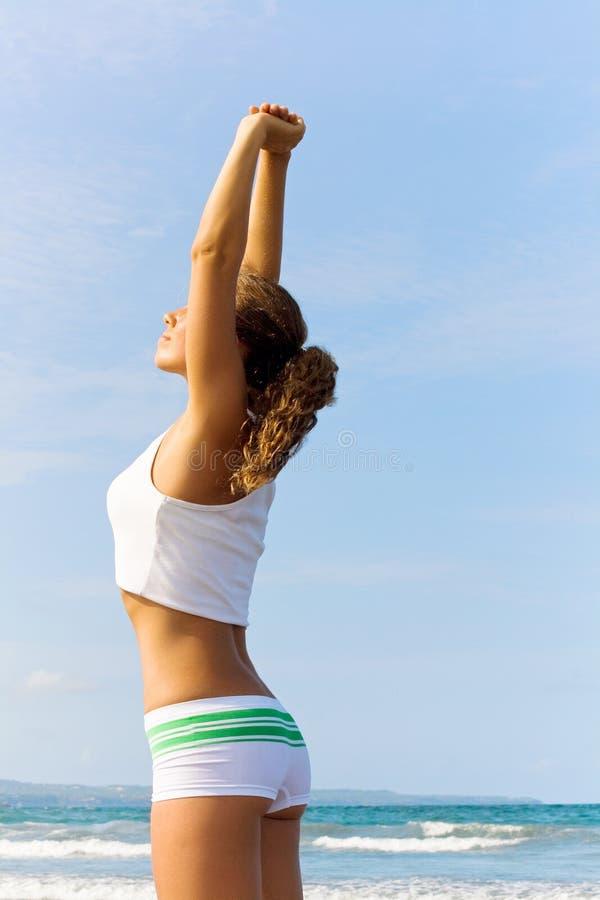 Yoga immagini stock libere da diritti