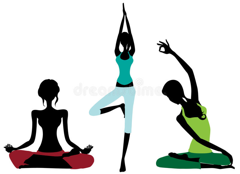 Yoga libre illustration