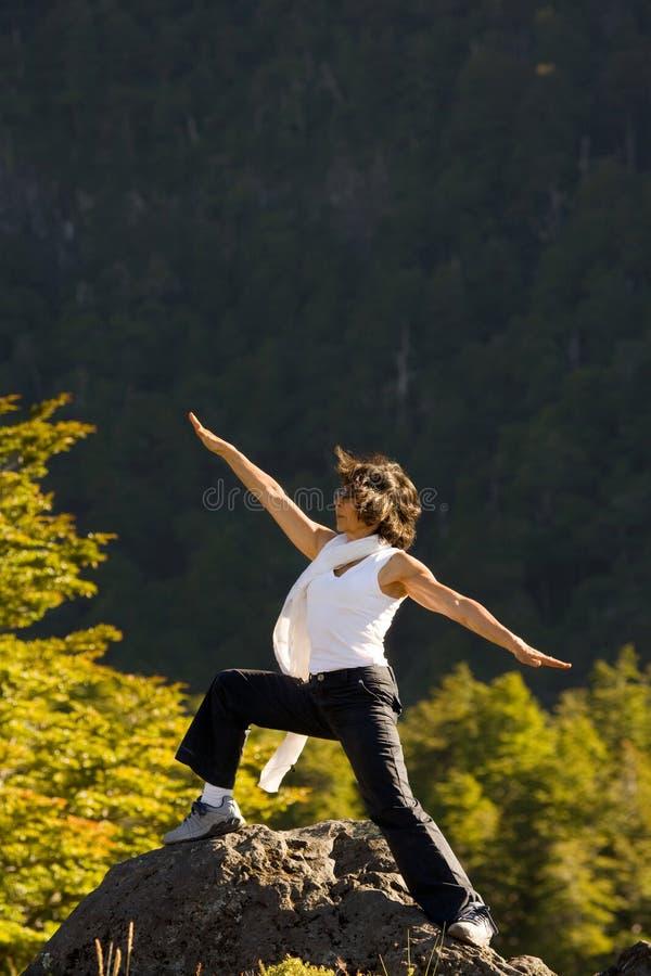 Yoga fotos de archivo libres de regalías