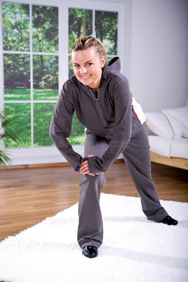 Download Yoga stock image. Image of indoors, female, women, meditating - 16831765