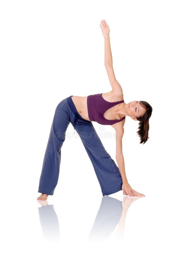 Download Yoga stock image. Image of beautiful, female, beauty - 19039841