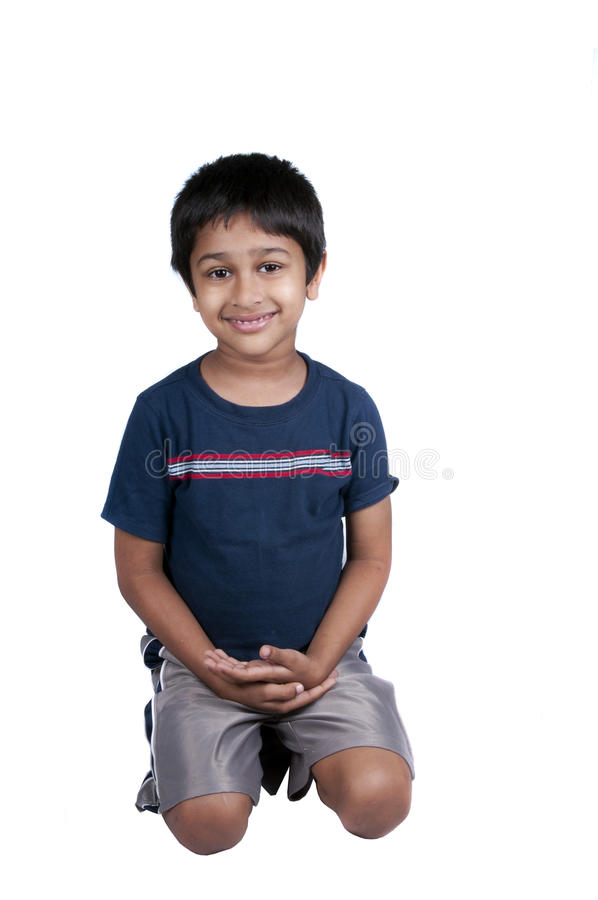 Download Yoga stock photo. Image of little, indian, happiness - 19699074