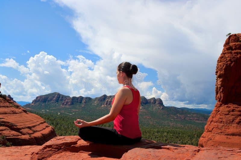 Yoga photo libre de droits