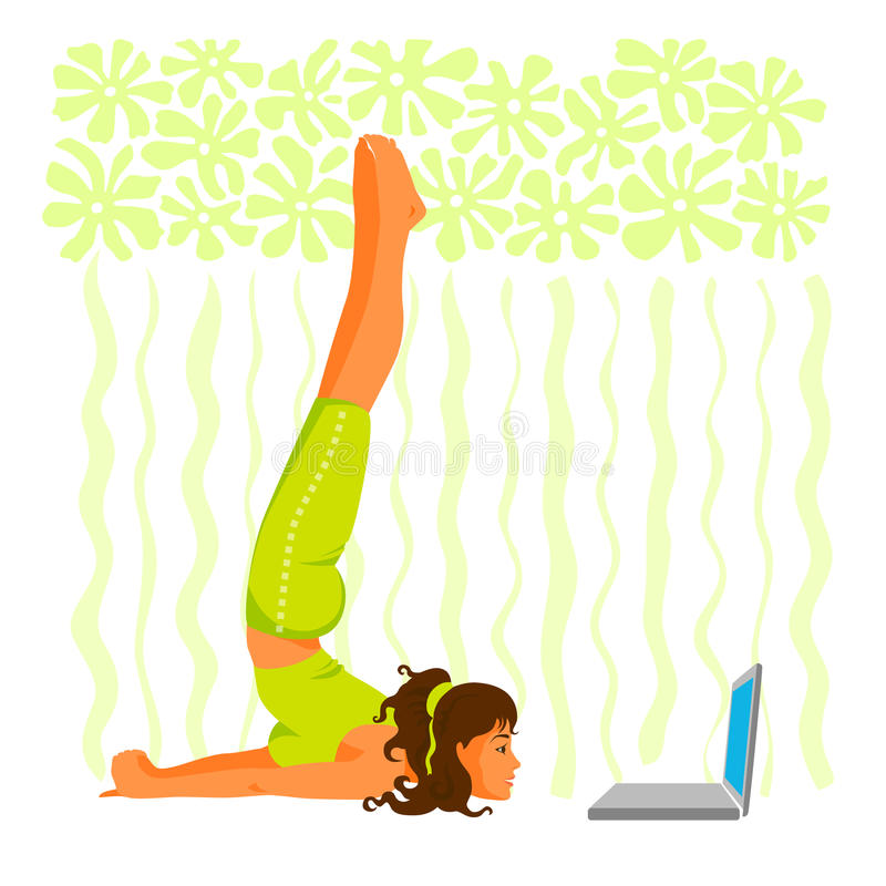 Download Yoga Royalty Free Stock Images - Image: 22262689