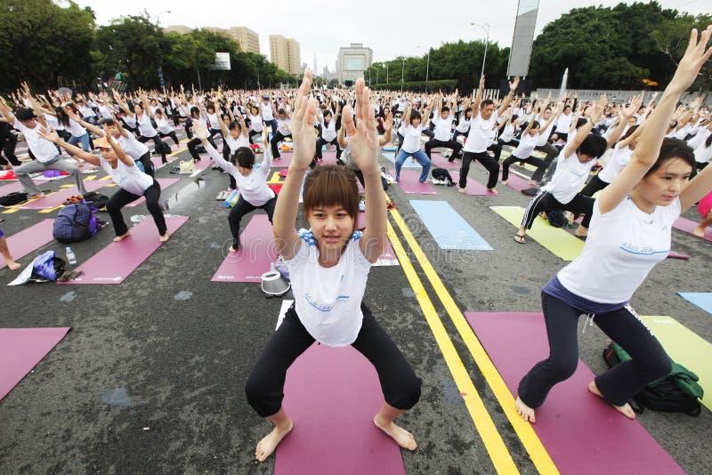 Download Yoga Editorial Stock Image - Image: 27933889