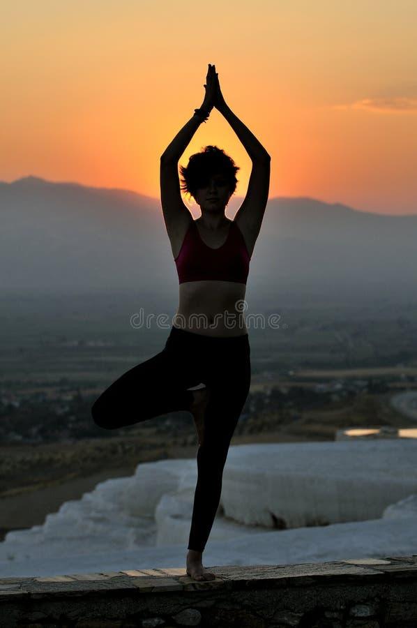 Yoga arkivbilder