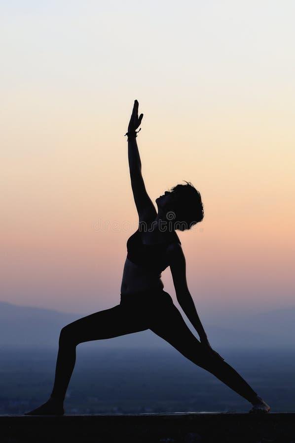 Yoga fotos de archivo