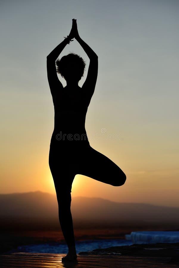 Yoga fotografía de archivo