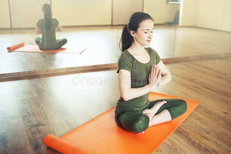 Yoga royalty-vrije stock foto's