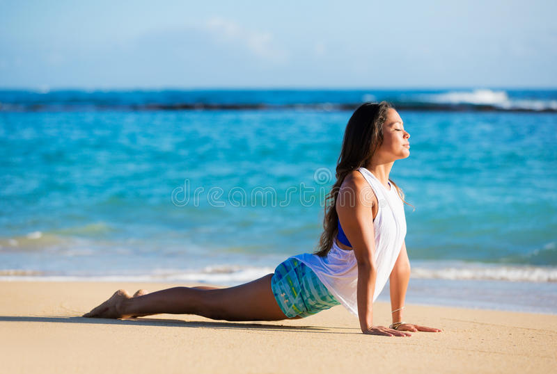 yoga imagem de stock royalty free