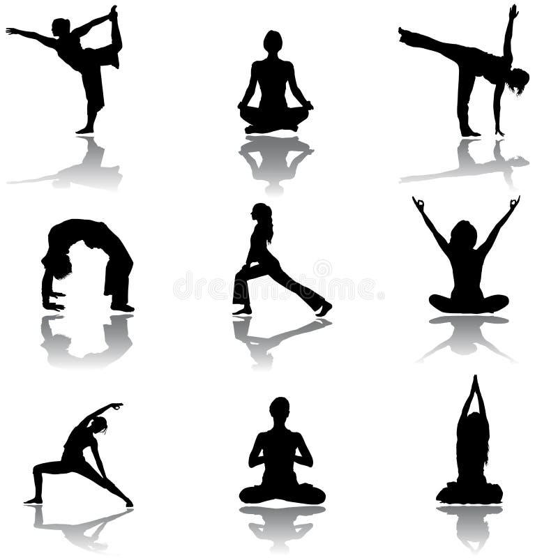 yoga libre illustration