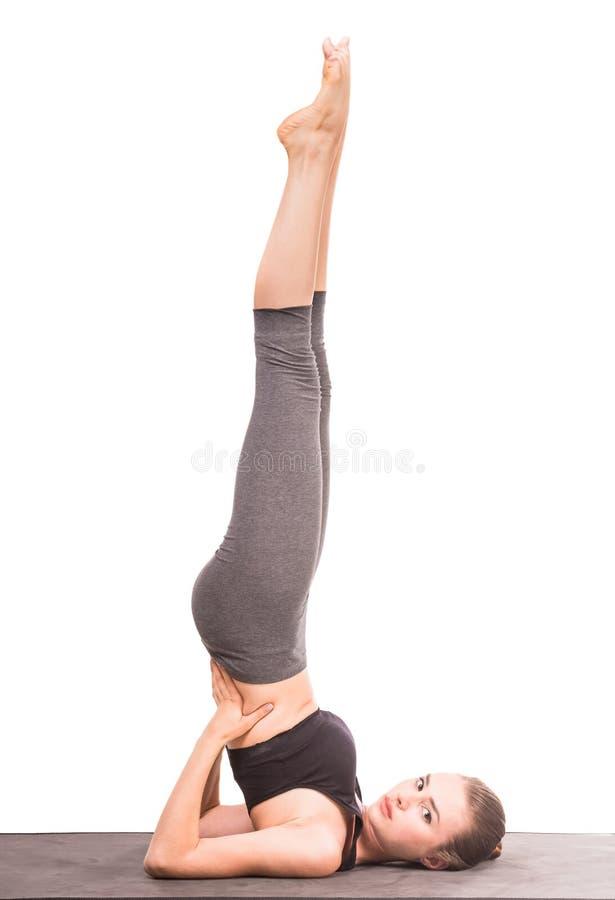 yoga royalty-vrije stock foto