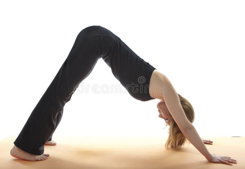 Yoga Asana Stock Images