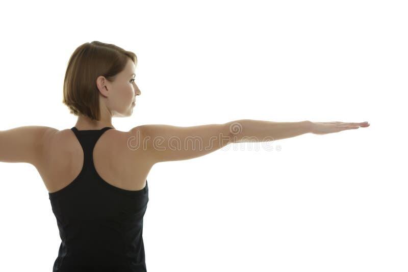 Yoga Asana stock foto