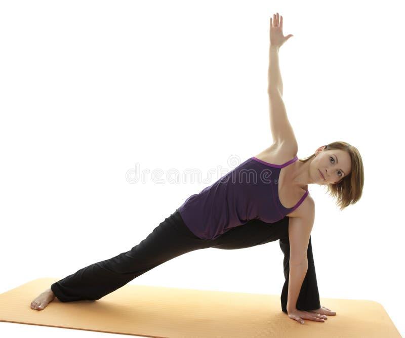 Yoga Asana stock foto's