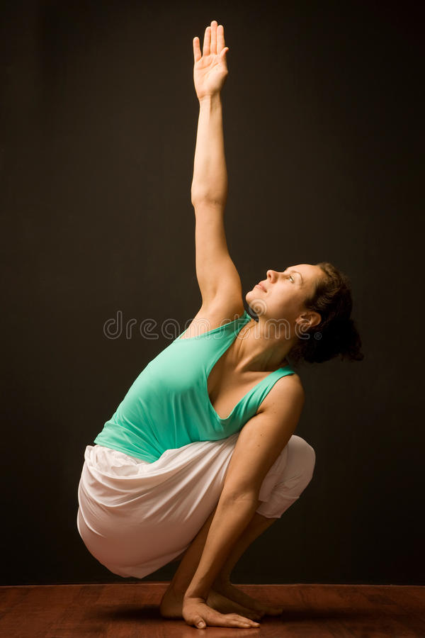 Download Yoga class stock photo. Image of body, activity, position - 27989216