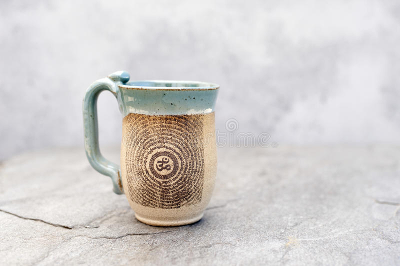 Download Yoga Cup stock image. Image of coffee, still, photography - 22546229