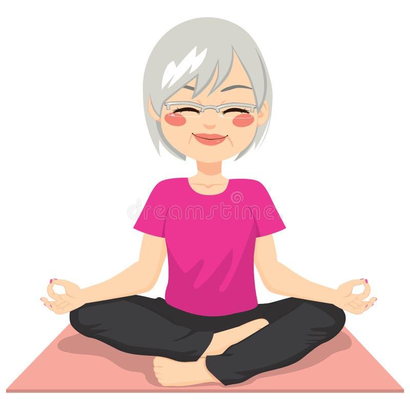 Yoga del mayor de la meditación