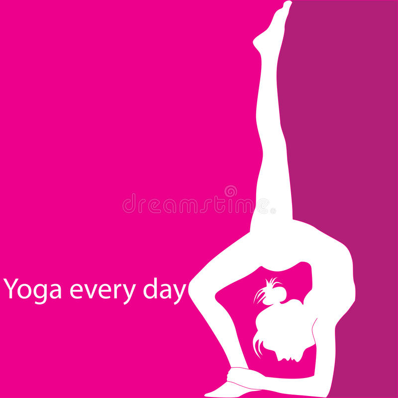 Download Yoga Every Day Royalty Free Stock Photos - Image: 32536898