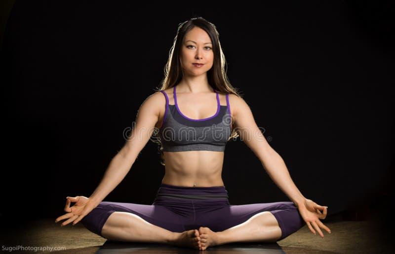 Yoga Girl Free Public Domain Cc0 Image