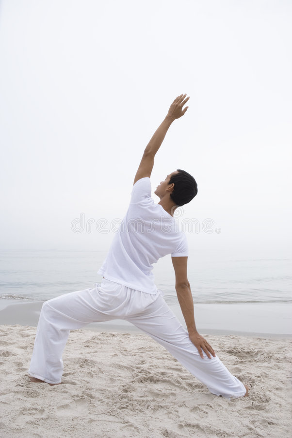 Free Yoga Man Stock Photo - 6839050