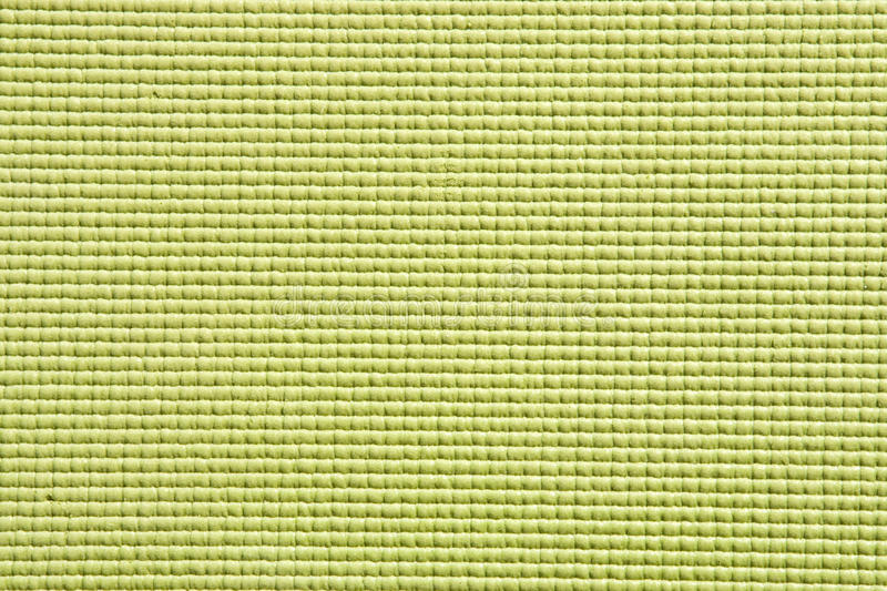 Download Yoga Mat Surface Close Up Stock Image Of Green