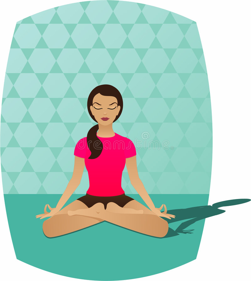 Free Yoga Meditation Royalty Free Stock Photo - 183935