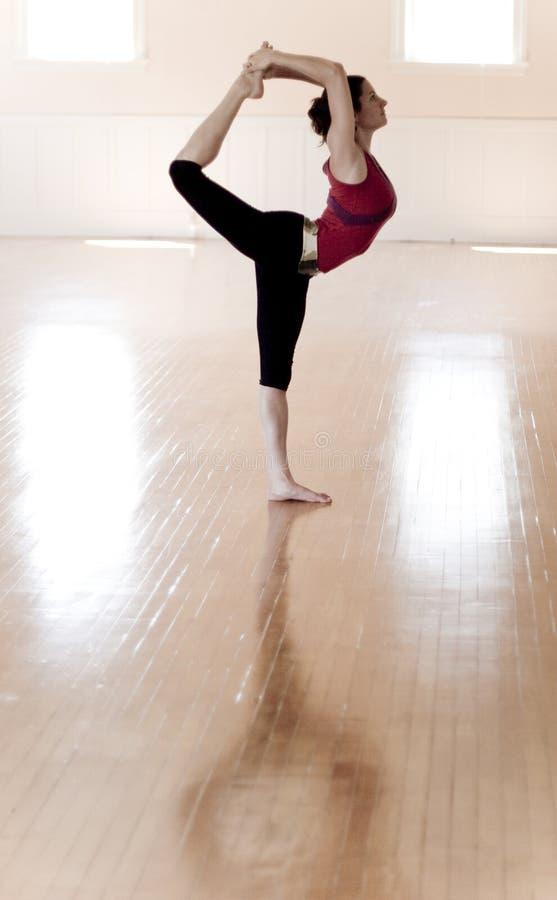 Yoga Pose royalty free stock images