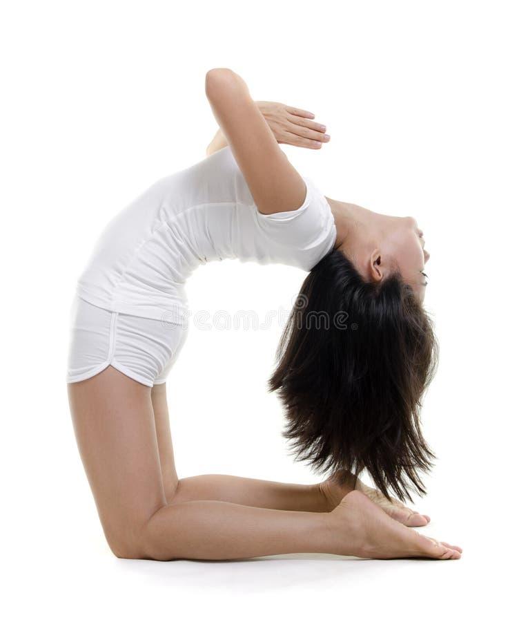 Download Yoga Posture stock photo. Image of meditating, build - 21621658