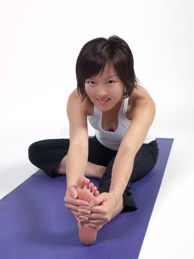 Download Yoga Practice stock photo. Image of asian, energy, healthy - 12551980