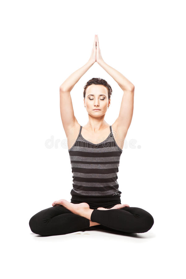 Download Yoga Practice Royalty Free Stock Images - Image: 30929529