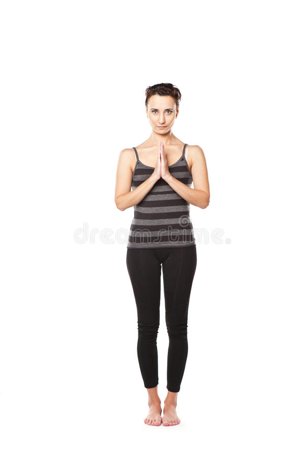 Download Yoga Practice Royalty Free Stock Image - Image: 30929566