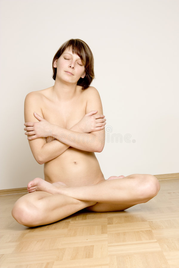 Download Yoga purity girl stock photo. Image of lovely, rejuvenation - 7153486