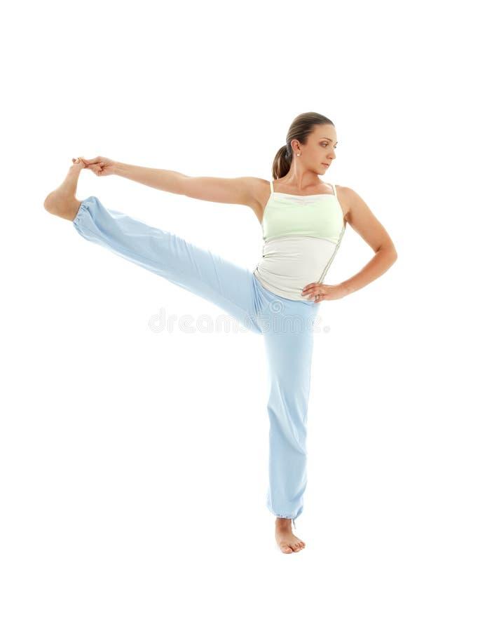 Download Yoga standing #2 stock photo. Image of gymnastics, healthcare - 2836408