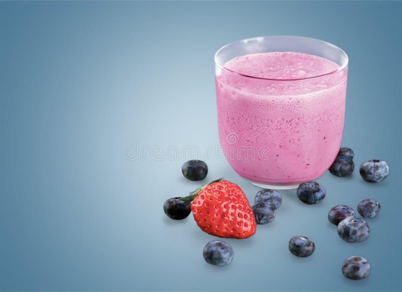 yoghurt stock foto