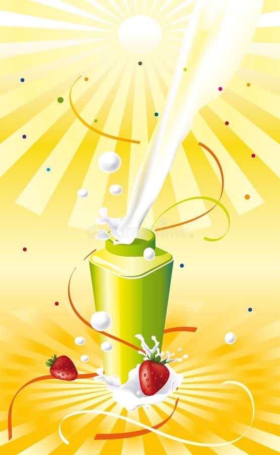 Yoghurt for energy
