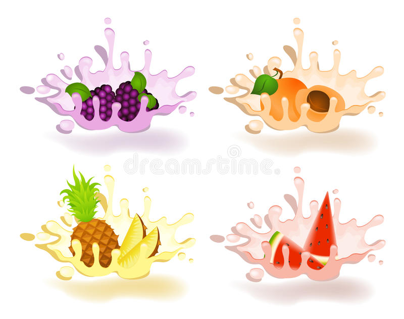 Download Yoghurt With Fresh Fruit Stock Photography - Image: 11090182