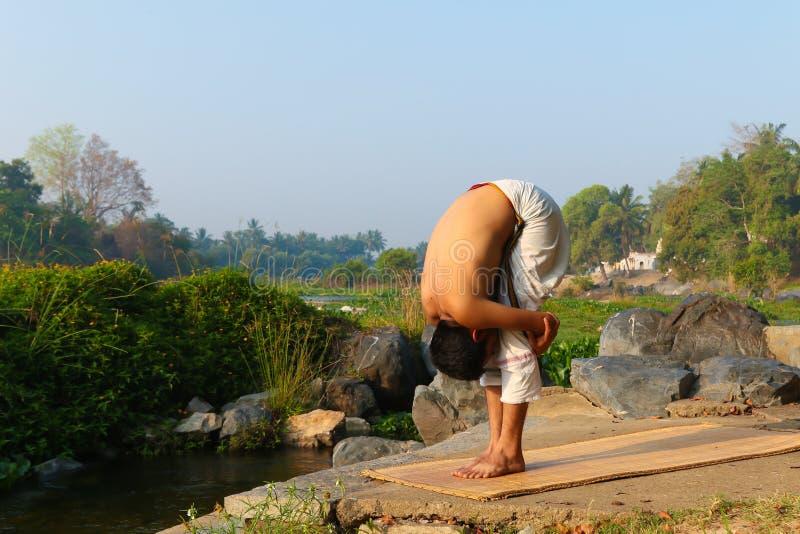 Yogi indiani fotografia stock libera da diritti