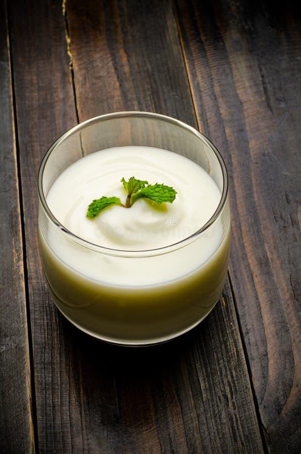 yogur imágenes de archivo libres de regalías