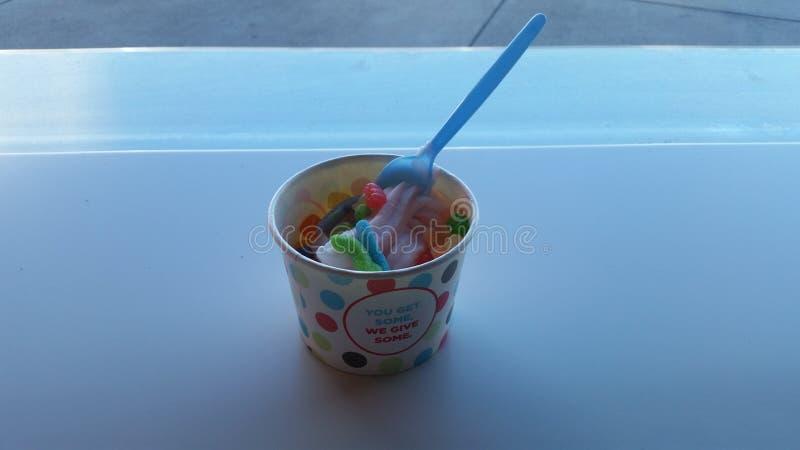 yogur fotos de archivo